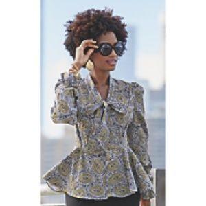 Tisha blouse (Ashro)